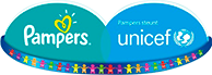 unicef en pampers'